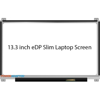 13.3 inch eDP Slim 30-PIN Laptop Scherm 1366x768 Top-Down Hings
