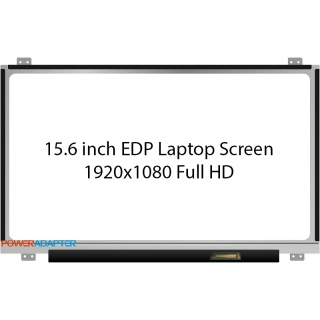15.6 inch IPS eDP Slim 30-PIN Laptop Scherm 1920x1080 Full HD Mat