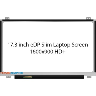 17.3 inch eDP Slim 30-PIN Laptop Scherm 1600x900