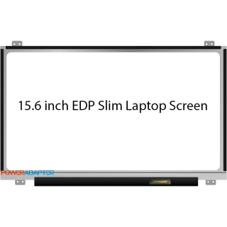 15.6 inch eDP Slim 30-PIN Laptop Scherm 1366x768 Glossy