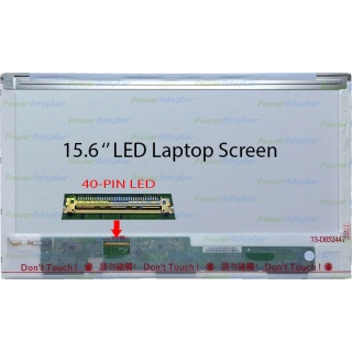 15.6 inch LED 40-PIN Laptop Scherm 1366x768