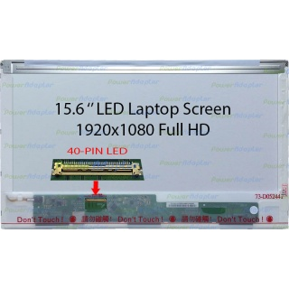 15.6 inch LED 40-PIN Laptop Scherm 1920x1080 Full HD
