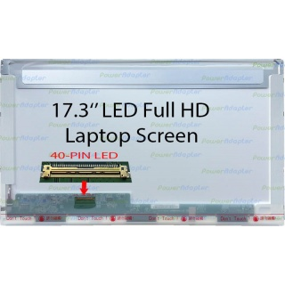 17.3 inch LED 40-PIN Scherm 1920x1080 Full HD