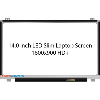 14.0 inch LED Slim 40-PIN Scherm 1600x900