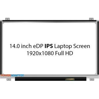 14.0 inch eDP Slim 30-PIN Scherm Full HD